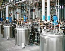 PHARMACEUTICAL PLANTS