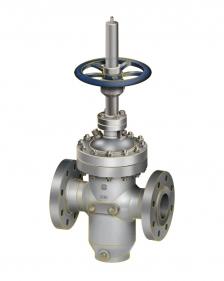pbv slab gate valve