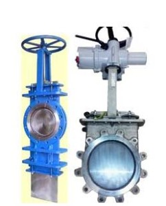 lined valve group