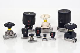 saunders sanitary valves
