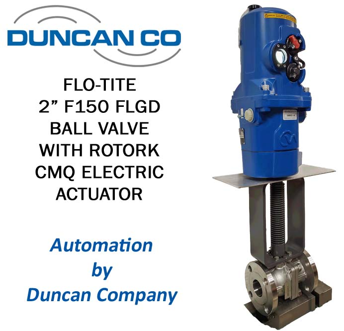 FLO-TITE FOR MORE INFORMATION CONTACT US AT WWW.DUNCANCO.COM