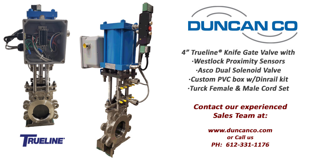 Trueline for more information contact us at www.duncanco.com