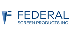 FEDERAL SCREEN FOR MORE INFORMATION CONTACT US AT WWW.DUNCANCO.COM